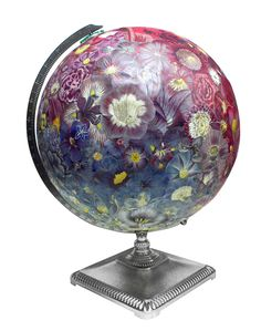 Everlasting Bouquet Globe Art