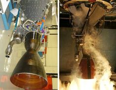 After years of development, multiple prototypes constructed, and more than 1200 seconds of cumulative static fire testing at durations longer than what is needed to land on Mars, SpaceX propulsion engineers and technicians have successfully built. Spacex Falcon, Rocket Engine, Automotive News, Rockets, Merlin, Transportation, Engineering, Success, Fire