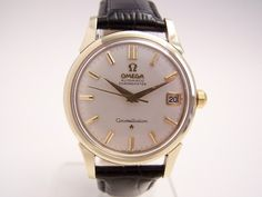 Vintage Omega Constellation Gold-Cap #Omega #Constellation #Watches #Menswear - omegaforums.net