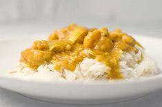 Emincés de poulet au curry cookeo,un délicieux plat de poulet pour votre plat de dîner, idéal pour accompagner le riz, voila la recette la plus facile pour le cuisiner. testez ce délicieux plat avec le cookeo et cette recette.