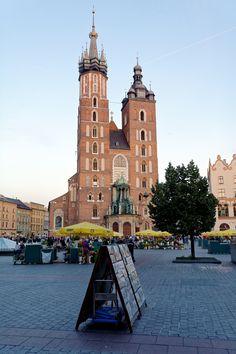 Kleparz, Krakow_ Poland