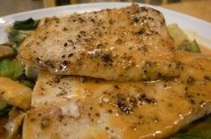 This is how to cook mahi mahi... Foil cooking!