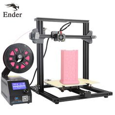 On sale US $369.50  2017 Newest CR-10 Mini 3D Printer DIY KIT Large Print Size 300*220*300mm Printer 3D and 200g Filaments+Hotbed Creality 3D  #Newest #Mini #Printer #Large #Print #Size #Filaments+Hotbed #Creality  #OfficeEquipment