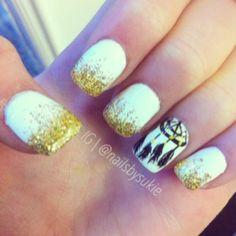 dream catcher nails #nailart #boho #beauty