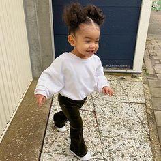 Mini women crush Wednesday @quenisha.qiana #cutenessoverload #toocute #preciousmoments #prettygirl #lilbeautiesusa #fashion #fashionista #cutiepie #love #adorbs #gorgeousgirl #flarepants #whitetee #happy #smile #wcw #wednesday #curlyhair