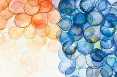 Painting by Serena Mitnik-Miller #art #painting #watercolor #serena_mitnik_miller by arlenne
