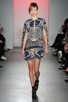 Nanette Lepore Ready To Wear Fall Winter 2015 2016 New York - NOWFASHION