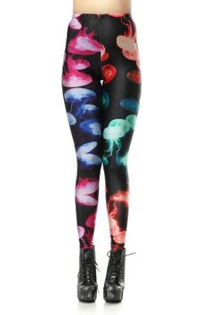 Our leggings are made of soft quality material to fit for your comfort. These lightweight bottoms are great for casual wear or any #late nights out to your favor...