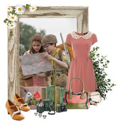 """""""Moonrise Kingdom"""" by lindsey-maren-grace ❤ liked on Polyvore featuring Burberry and vintage"""