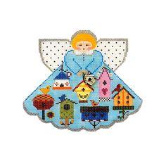 Birdhouse Angel
