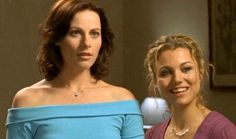 Claire and Tess // sisters McLeods Daughters