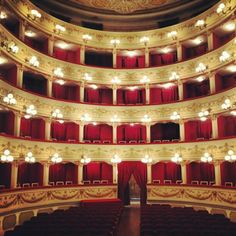 Marrucino theater in Chieti. photo by Valentina B