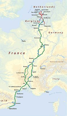 Cycling Without Borders Travel Camper, Travel Route, Grande Route, Nancy France, Bike Trails, Biking, Travelling Tips, Travel Tips, Portugal Travel
