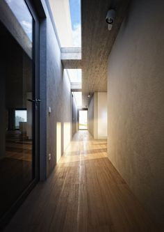 CGarchitect - Professional 3D Architectural Visualization User Community | Inspiration - One Point Perspective Vol. 1
