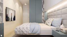 Pastelowa sypialnia - zdjęcie od BEFORECONCEPT - Sypialnia - Styl Nowoczesny - BEFORECONCEPT