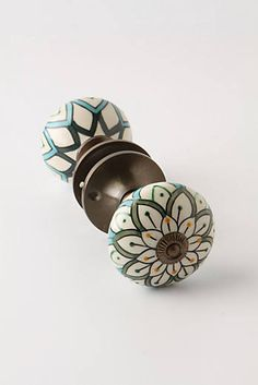 Shadeless Doorknob