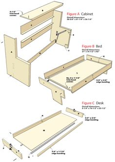 Murphy Bed Bookcase, Build A Murphy Bed, Murphy Bed Ikea, Murphy Bed Plans, Diy Household Tips, Cleaning Tips, Tyni House, Narrow Shelves, Small Home Offices