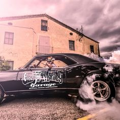 Gas Monkey Garage, Monster Trucks, Car, Automobile, Autos, Cars