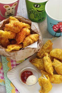 Nuggets di pollo 2.0, i migliori!