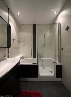 How to Finish Your Basement and Basement Remodeling – House Remodel HQ Basement Remodeling, Modern Bedroom, Corner Bathtub, Bathroom Accessories, Bedroom Furniture, Home Decor, Loft, Style, House Remodeling