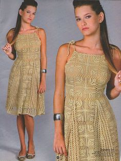 MADE TO ORDER  summer crochet dress  RI29 by CottonMystery on Etsy, $345.00