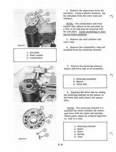 International 574 Tractor Hydraulic Pump Diagram