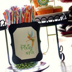 Disney program--movie snacks