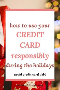 Trying to use your credit cards responsibly? When used smartly credit cards offer many benefits. But the benefits make sense if you don't pay interest. Here are ways to avoid credit card debt. Ways To Save Money, Money Saving Tips, Managing Money, Best Budgeting Tools, Credit Card Statement, Household Budget, Christmas On A Budget, How To Get Rich, Money Management