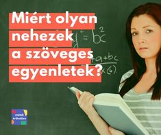 Miért olyan nehezek a szöveges egyenletek? - Matek Érthetően