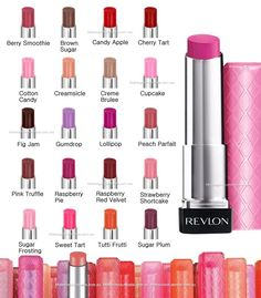 Revlon Colorburst Lip Butter Lipstick
