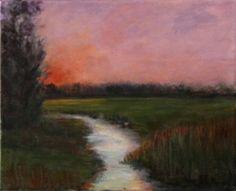 Days End, Joseph Ebberwein Art
