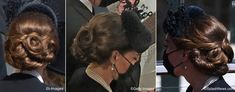 Prince William And Kate, Prince Philip, Royal Hairstyles, Beautiful Hairstyles, Awesome Kate, Kate Middleton Hair, Royal Engagement, Duchess Kate, Gorgeous Hair