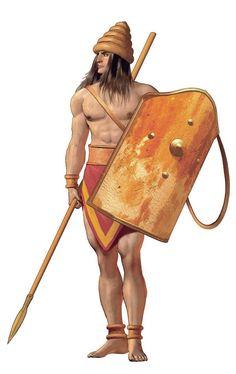 Mycenaean, Minoan, Fantasy Races, Fantasy Warrior, Ancient Near East, Roman Soldiers, Creta, Fantasy Character Design, Historical Pictures