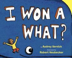 Great new book that would pair well with The Whale in My Swimming Pool