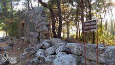 Phaselis Antik Kenti Phaselis Plajı