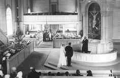 Kauhajoki kirkko (palanut 1956)