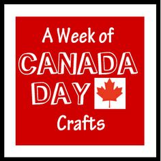 a week of Canada Day themed crafts -perfect - vixenMade: FPF: Canada Week Wrapup canada flag - printable whole pg Canada For Kids, Canada Day 150, Happy Canada Day, O Canada, Canada Celebrations, Daycare Themes, Daycare Ideas, Canada Day Fireworks, Canada Day Crafts