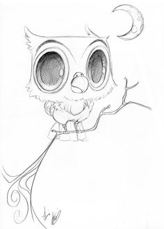 small owl tattoos - Google Search