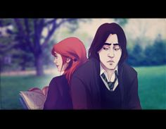 Professor Snape Patronus | Why+is+professor+snape+and+lily+potter