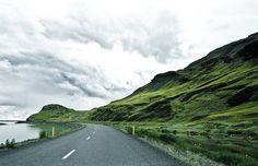 Hekla, Iceland, by Zanthia