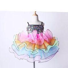 Dance Costumes Kids, Tap Costumes, Ballet Tutu, Ballet Dance, Dance Wear, Tulle, Sequins, Holiday Decor, Colorful