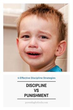 Discipline Without Punishment   Science Of Child Development