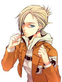 annie leonhardt ♥ - Shingeki no Kyojin