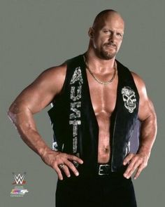 Get This Special Offer Stone Cold Steve Austin posed - WWE Legend Photo Wwe Steve Austin, Hugh Jackman Shirtless, Trish Stratus, Stone Cold Steve, Wrestling Superstars, Get Schwifty, Funny Moments, Hot Guys, Cool Photos
