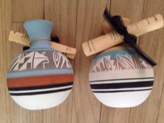lot/2 BEAUTIFUL NAVAJO CARVED VASE  MESA VERDE CORTEZ CO america indian pottery  | eBay