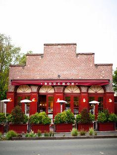 Bouchon Restaurant in Yountville, Napa Valley