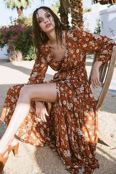 Gypsy Dancer Gown