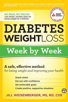 BOOKS WORTH READING: A Plan For Managing Diabetes And Weight