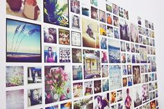 Wall picture collage