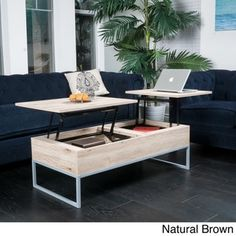 Top Product Reviews for Lift-top Wood Storage Coffee Table by Christopher Knight Home - Overstock.com - Mobile